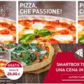 Smartbox ti regala un cofanetto pizza