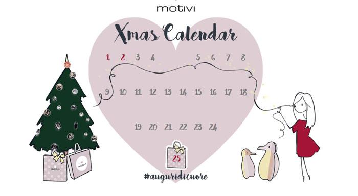 Calendario avvento Motivi