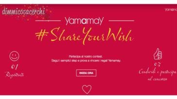 concorso yamamay