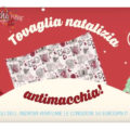 Eurospin ti regala la tovaglia natalizia antimacchia
