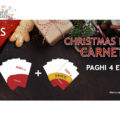 Italo Treno Carnet Christmas Edition
