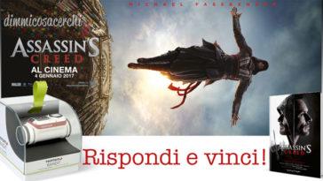 concorso Assassins Creed