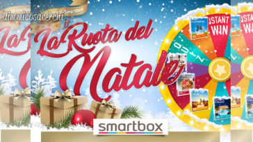 concorso smartbox natale
