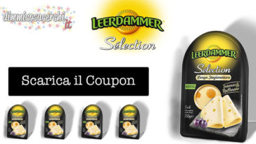 Scarica il coupon Leerdammer
