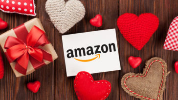 Amazon negozio di San Valentino: idee regalo