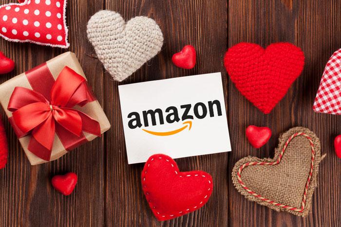 Amazon negozio di San Valentino: idee regalo