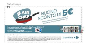 Buono sconto Carrefour da 5€