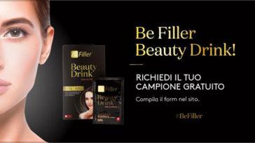 Campioni omaggio BeFiller Drink Skin Nutrition