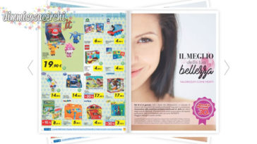Carrefour: spendi e riprendi sui cosmetici