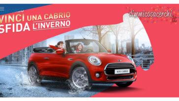 Concorso Actimel: vinci una Mini Cooper Cabrio!