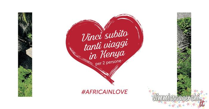 Concorso Carpisa: vinci viaggio in Kenia