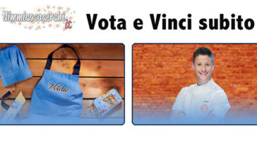 """Concorso Voiello """"Master of pasta"""