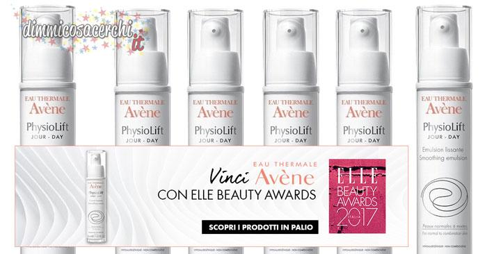 Elle Beauty Award: vinci prodotti Avène