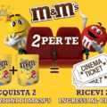 M&M's ti regala buoni cinema digitali