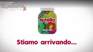 Nutella: vasetti personalizzati