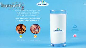 Parmalat ti premia GRATIS