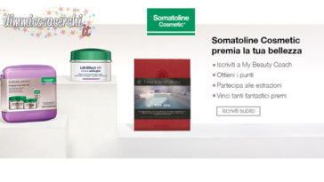 Somatoline Cosmetic – Concorso My Beauty Coach