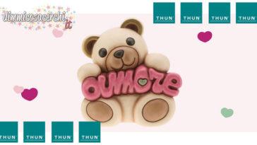 Thun Amore: sconto del 40%