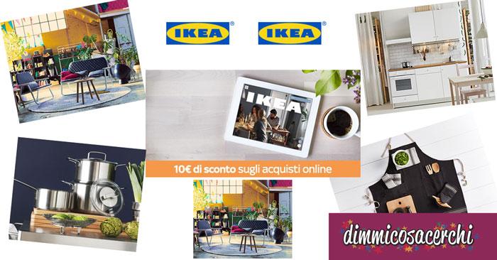 Buono Sconto Ikea 10 Richiedilo Gratis