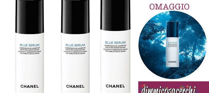 Campione omaggio Chanel Blue Serum