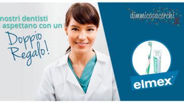 Centri dentistici DentalPro ti regalano un kit Elmex