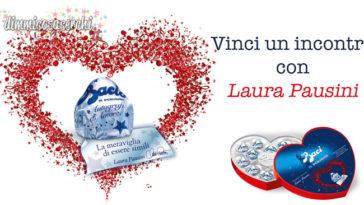 Concorso Baci Perugina e Laura Pausini