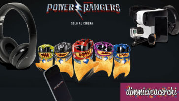 Concorso Chocovore Power Rangers