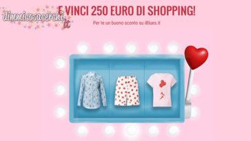 Concorso Love Machine iblues: vinci buoni shopping