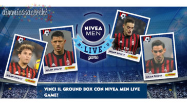 Concorso Nivea Men: vinci il ground box