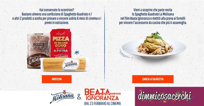"Concorso ""Stessa Pasta"" La Molisana"