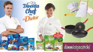Diventa Chef con my Dietor
