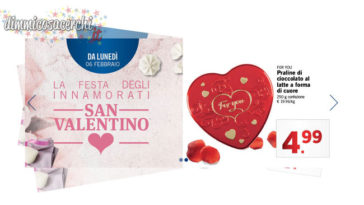 LIDL speciale San Valentino