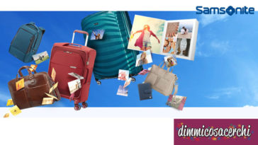 Samsonite regala fotolibro