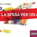 Supermercati Tigre: vinci la spesa per 1 anno