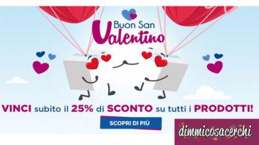 Unilever Shop san valentino