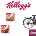 Vinci biciclette elettriche con Kellogg's