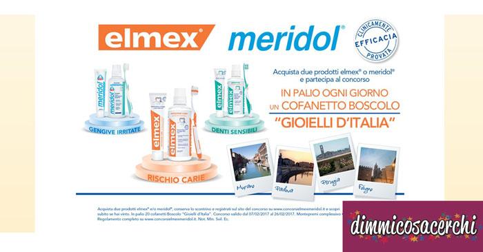 Concorso Elmex e Meridol