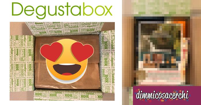 degustabox febbraio cosa contiene