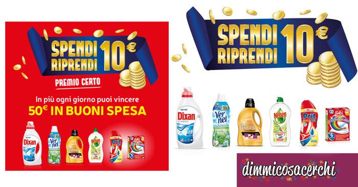 Spendi e Riprendi Henkel nuova edizione
