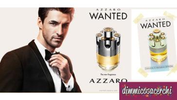 Concorso Azzaro Wanted
