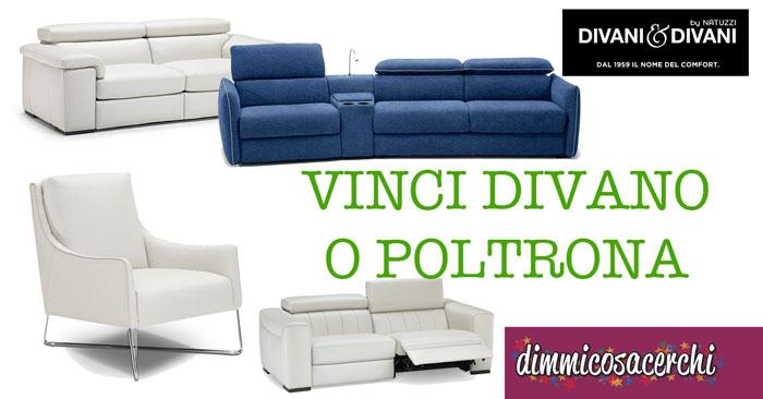 Concorso Divani & Divani by Natuzzi | Vinci Divani!