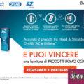 """Concorso P&G """"Men Mbci Menkit"""": vinci forniture di prodotti"""