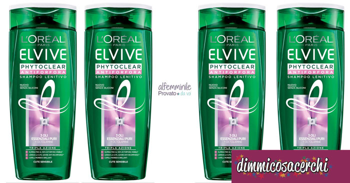 Diventa tester shampoo Elvive Phytoclear