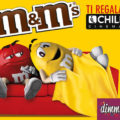 M&M's ti regala Chili Cinema