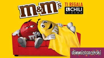 M&M's ti regala Chili Cinema