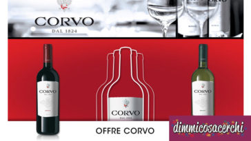 Offre Corvo: promozione Cashback