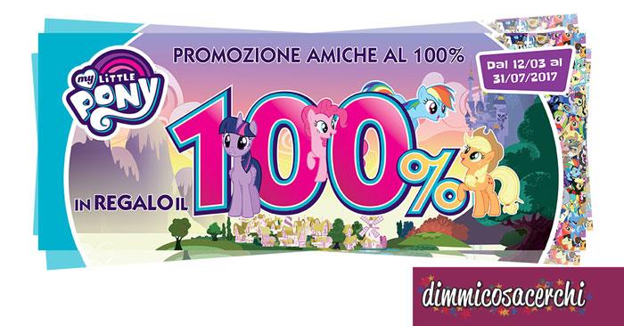 Promozione amiche al 100