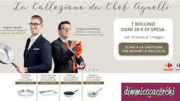 Collezione da Chef Agnelli da Carrefour