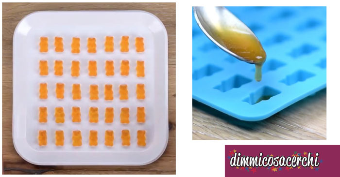 come fare le caramelle gommose