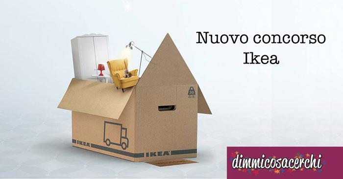 Concorso Ikea: vinci il nuovo look della casa